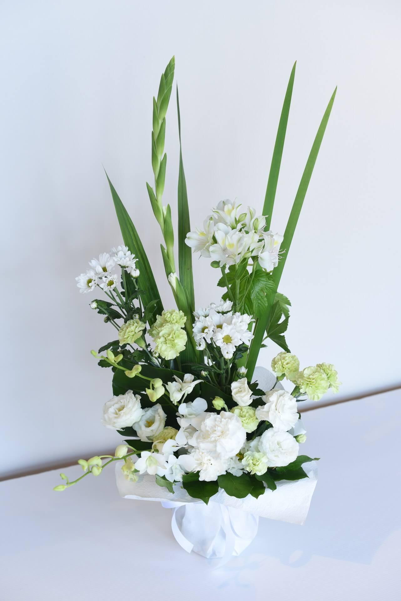 フューネラルフラワー(お悔やみのお花)